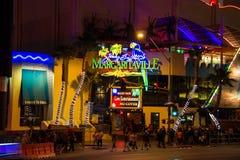 Boutique de restaurant-cadeau de Margaritaville à Las Vegas Photo libre de droits
