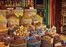 Boutique de rue en Egypte Image stock