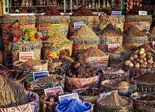Boutique de rue en Egypte Images libres de droits