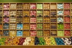 Boutique de savon sur le samui de KOH photographie stock
