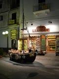 Boutique de souvenirs Images libres de droits