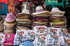 Boutique de souvenirs dans la capitale d'islan méditerranéen de renommée mondiale Photographie stock