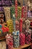 Boutique de sucrerie Photo stock