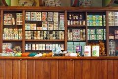 Boutique de thé Photo libre de droits