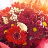Boutique del fiore dell'annata Fotografie Stock Libere da Diritti