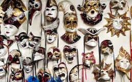 Boutique du carnaval du masque de Venise photos libres de droits