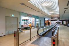Boutique hors taxe à l'aéroport de Narita au Japon Images stock