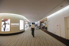 Boutique hors taxe à l'aéroport international de Narita Photos libres de droits