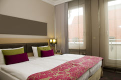 Boutique hotel room Berlin Germany Stock Photography