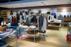 Boutique interior Royalty Free Stock Photos