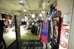 Boutique interior Stock Image