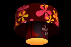 Boutique lamp Royalty Free Stock Image