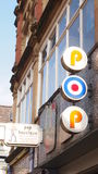 Boutique Manchester do PNF Fotografia de Stock