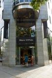 Boutique Marc O'Polo på Kurfuerstendamm Royaltyfri Foto