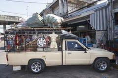 Boutique n les roues Photo libre de droits