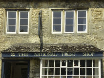 Boutique nationale de confiance, Lacock, WILTSHIRE, Angleterre, Royaume-Uni, l'Europe Photo libre de droits