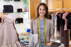Boutique owner Stock Photography