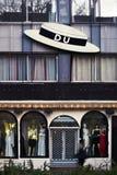 Boutique in Paris Stock Image