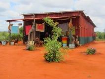 Boutique pour le safari Photographie stock libre de droits