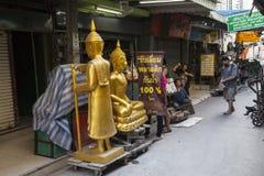 Boutique religieuse d'objets Photographie stock libre de droits