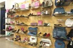 Boutique showcase Stock Photo