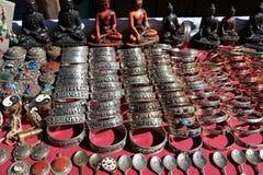 Boutique sur les montagnes de l'Himalaya, Népal Photo libre de droits