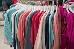 Boutique turque de coton Image libre de droits