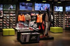 Boutique. View of a boutique interior Stock Photo
