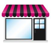 boutiquemode Royaltyfri Fotografi
