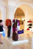 boutiquemode Royaltyfria Bilder