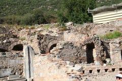 Boutiques bibliques d'Ephesus Images stock