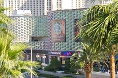 Boutiques de mille de miracle à l'hôtel et casino de Hollywood de planète dans Las Photo stock