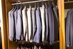 Boutiques de robes Photo libre de droits