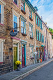 Boutiques Jim Thorpe Photos stock