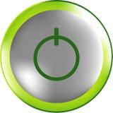 bouton Photographie stock libre de droits
