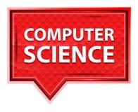 Bouton brumeux de l'informatique de bannière de rose de rose illustration libre de droits