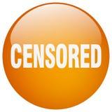 bouton censuré illustration de vecteur