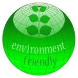 Bouton d'Eco Images libres de droits