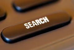 Bouton de recherche Images libres de droits
