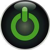 Bouton de Web Images libres de droits