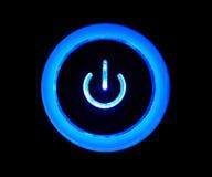 bouton hors fonction Image libre de droits