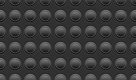 Bouton métallique Pin Pattern Graphic Background Images stock