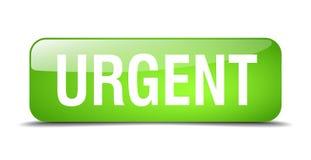 bouton urgent Illustration Libre de Droits