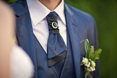 Boutonniere photographie stock