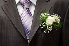 Boutonniere Images stock