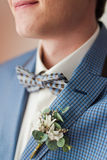 Boutonniere Stock Photo