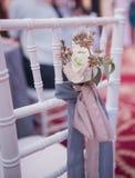 Boutonniere de fleur fraîche Images stock