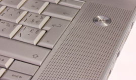 Boutons de clavier Photographie stock
