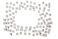 Boutons de clavier d'ordinateur Photo libre de droits