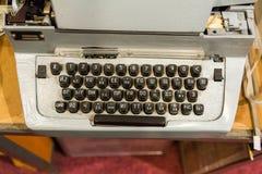 Boutons de clavier de vintage Image libre de droits